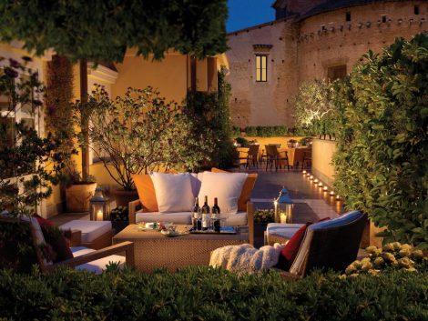 Hotel Capo d'Africa Terrace